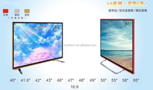 2016 Cheap Flat Screen HD LED TV LCD 32 40 42 50 65 75 inch 4K LED Android Smart TV