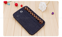 jeans fabric For Samsung Galaxy Note 8 Case,Note N5100