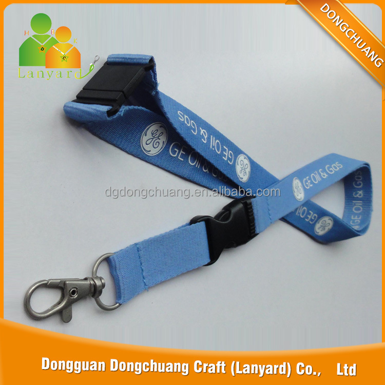 Best selling products 2016 custom sublimation lanyards import from china