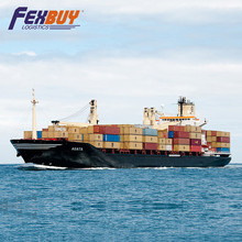 Cheapest Agent Container Shipping Sea Freight Rates From China To Canada