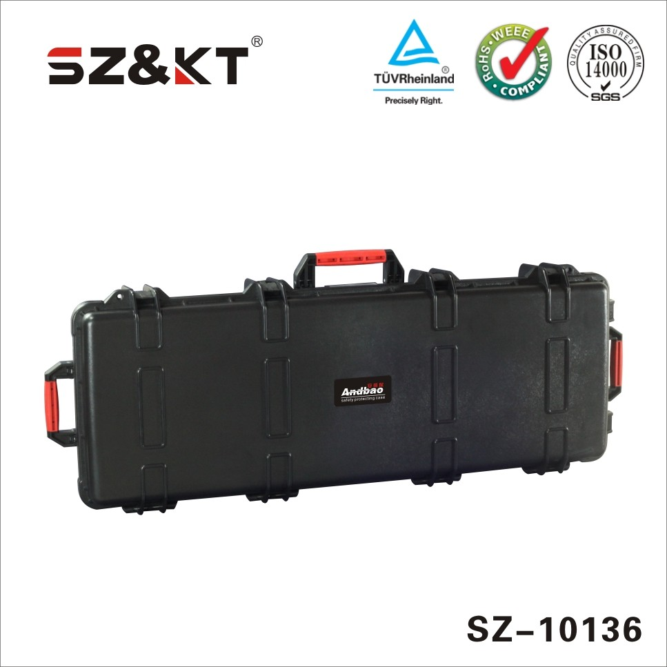 Hard ABS plastic military cases