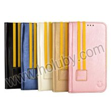 2014 Luxury Wallet Style Flip Stand TPU+PU Leather Case with Card Slot for Samsung Galaxy S3 I9300