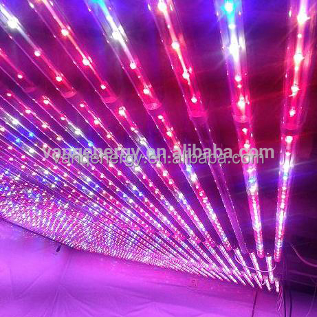 1200MM 4ft T8 LED Plant Grow Light Tube ,T8 Grow Light Bulbs,Full Spectrum 400-840nm for Veg&Seedlings