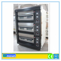 commercial bakery oven!!! commercial electric bakery pizza oven/ electric/ gas deck baking oven