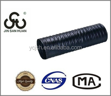 Nylon fabric mining flexible air duct hose/nylon fabric duct hose