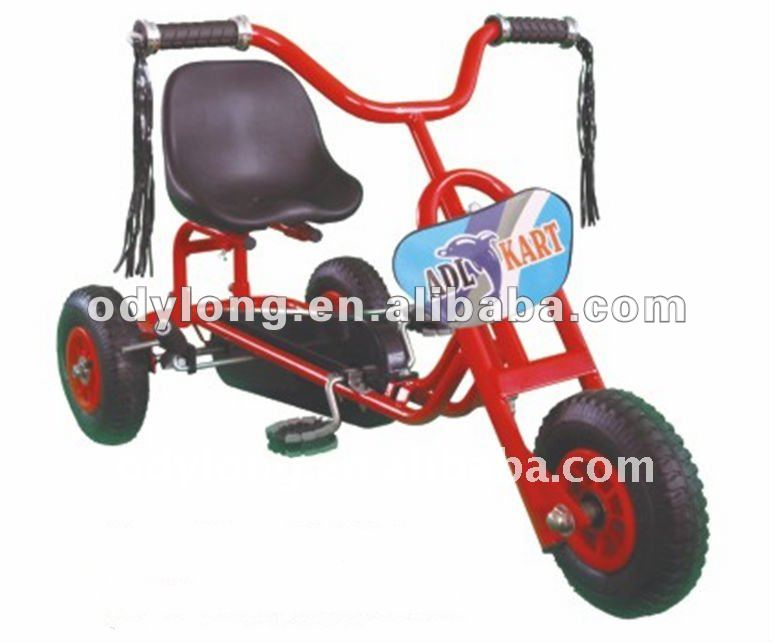 New design 3 wheel car,children pedal go kart,baby tricycle with CE certification FTF90