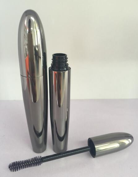 Custom cheap cone shaped aluminum mascara tube