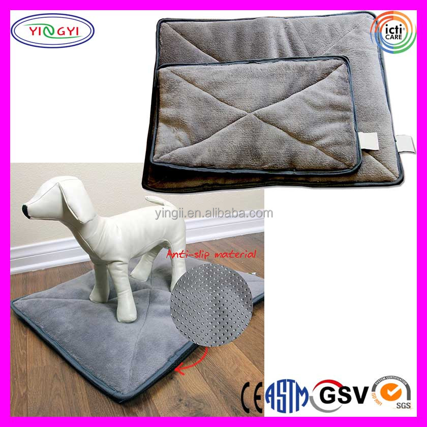 B788 Thermal Self-Heating Mat Pads Bed Super Comfy Rechargeable Heated Pet Pad