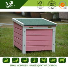 New Style Fashion Green Environmental Protection 2 Tier Rabbit Cage