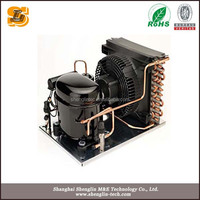China ROHS excellent goods hermetic compressor air cooled condensing unit