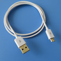 Gold plated micro usb data charger cable shenzhen factory