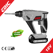 EBIC Power tool 18V Li-ion Cordless Rotary Hammer