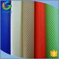 Good quality recycled pet spunbond nonwovens fabric/pp spun bonded non woven fabric textiles