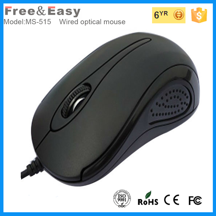 3d wired optical usb mouse