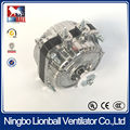 YJF shaded pole motor of AC industrial refrigerator fan motor