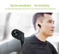Ear hook Flat Cable Colorful Stylish Design GYM Sports Stereo Bluetooth Headphone