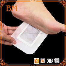 Factory Price 2017 New Product Health and Medical Detox Foot Patch / Pads