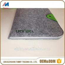 Hot selling custom felt pouches with low price