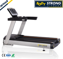 2017 hot sale body fit commercial treadmill for fitness and gym
