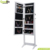 Goodlife Chinese modern furniture wooden mirror jewelry armoire wholesale