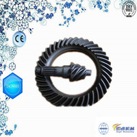crown wheel and pinion gear for MITSUBISHI 8DC9 FV313RR OEM NO.12020-90040