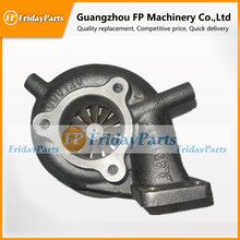 Excavator spare parts TD05H TD06 turbocharger 4917902220 4917902260 for engine S6K 3066