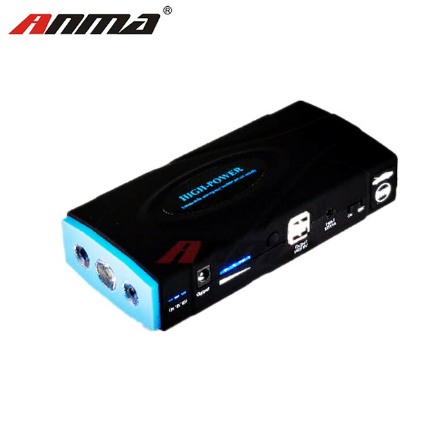 Multi-function mini jump starter, car jump starter power bank