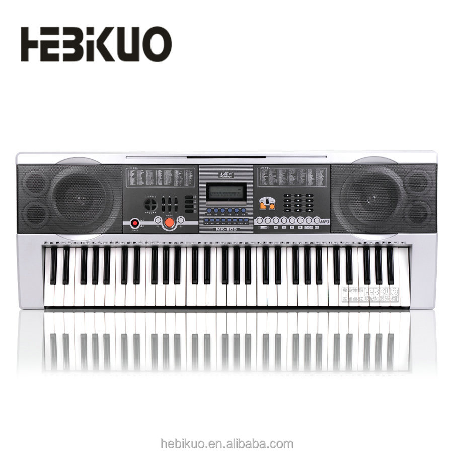 MK-805 61 key Electronic organ musical instrumnets Keyboard Hot Sale