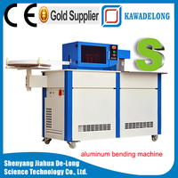 China lowest price cnc channel letter bending machine for led luminous signage