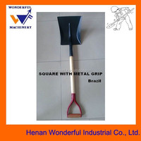 WDF agricultural and garden flat shovel with Ygrip