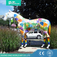 New products looking for fiberglass horse statue/sculpture for sale statue city