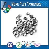Made in Taiwan High Quality Cup Washers Spoke Nipple Washer Stainless Steel Dome Washer