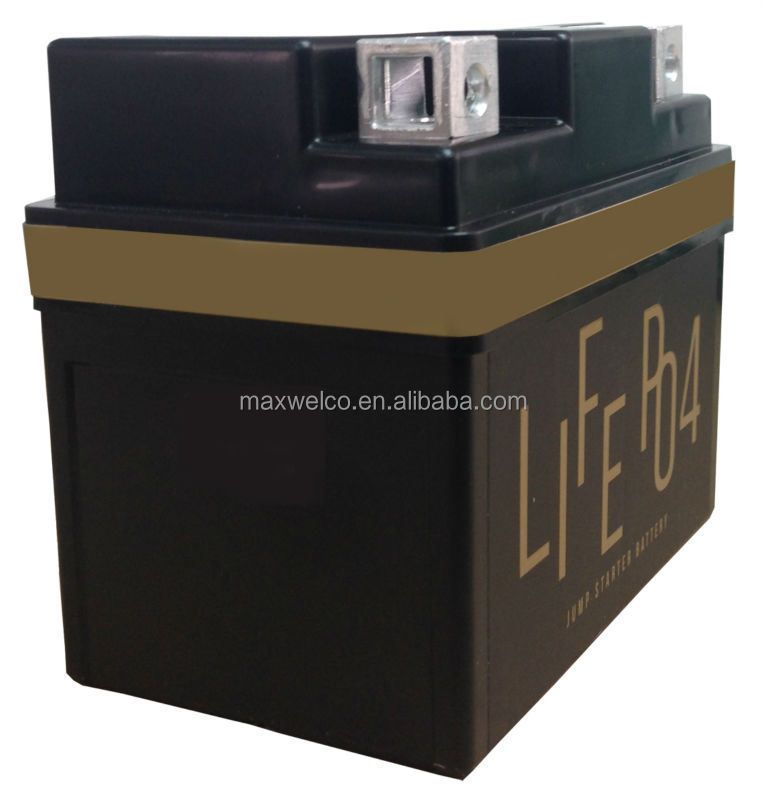 Motorcycle LiFePO4 battery, Motorcycle starter LiFePO4 battery