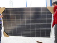 Good quality and high efficiency pv solar panel solar panel mat with TUV CE IEC certificate