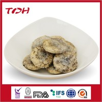Fish Products Type Fish Skin Wrap Round Biscuits Dog Snacks