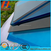 China plastic products custom size cheap price cast acrylic plate board plastic polycarbonate sheet