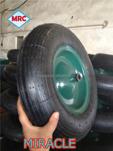 durable wheel 400-8 rubber wheel ring