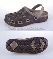 Injection 2014 anti clogs for beach and promotion,light and comforatable