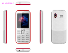 Top sell 8A 2.4 inch hottest feature mobile phone marketing advertising China manufacturer 26Inch Screen