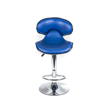 Height Adjustable Swivel furniture Pu leather Bar Stool Round Chair