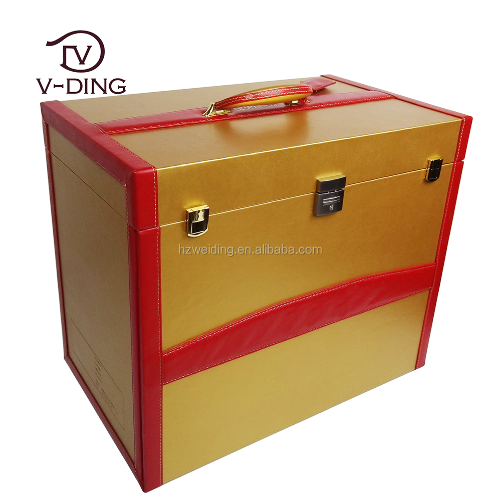 vding from China professional supplier of high quality leather package best selling home health products box