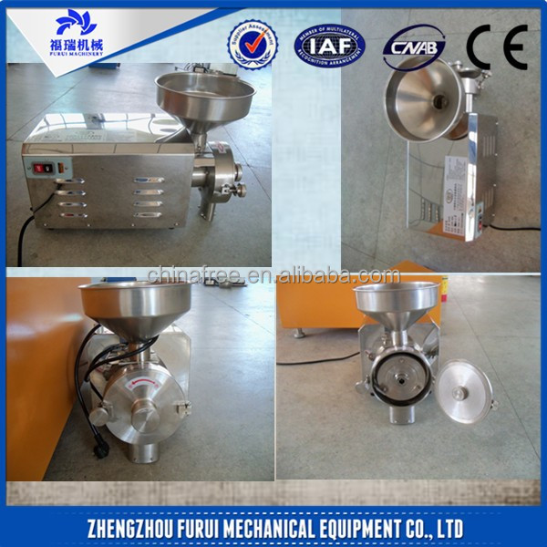 The low price commercial corn grinder machine with CE proved