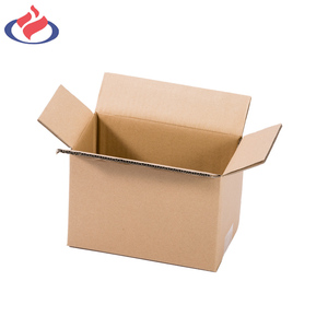 Custom Size Recyclable Packaging Paper Box Cardboard Shipping Corrugated Carton Box Wholesale