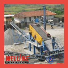 WELLINE hot sale conveyor belt scale
