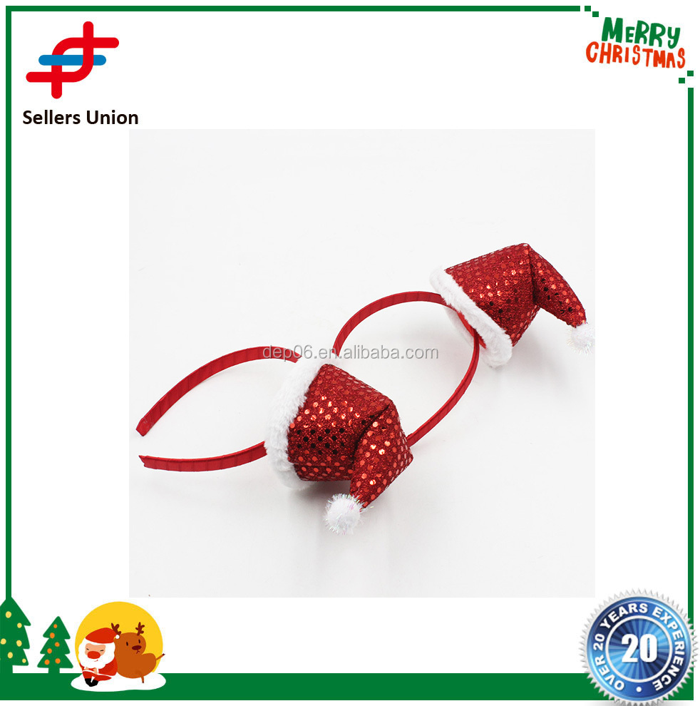 Christmas /Santa Claus Decorations Head Band for KIDS
