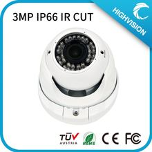 low price cctv dome 3mp IP camera price list cctv camera specifications