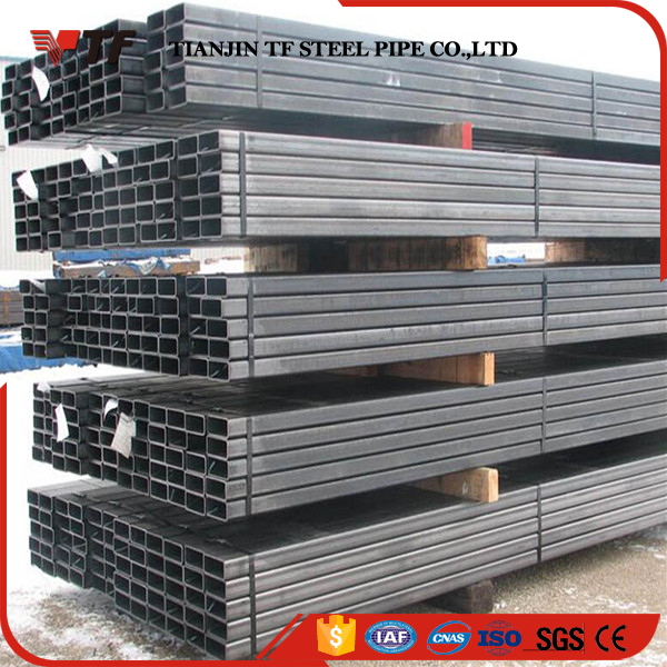 China suppliers heavy duty drain square steel pipe
