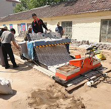 Low cost GF-1.9 tiger stone machine,automatic brick machine tiger stone machine price
