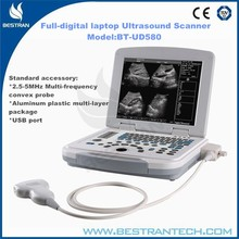 BT-UD580 CE ISO cheap portable pocket ultrasound unit uses