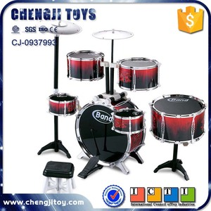 Popular musical instrument jazz drum toys kids drum set